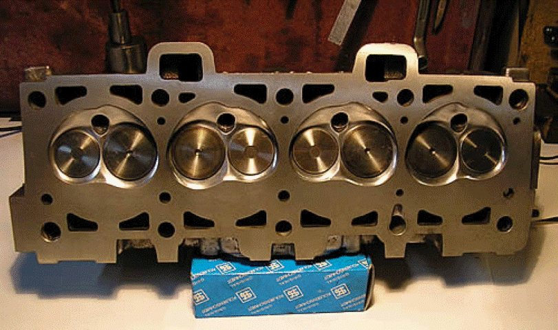 Ремонт головки блока цилиндра
