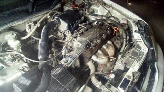 Отзыв Ремонт двигателя Honda partner -5